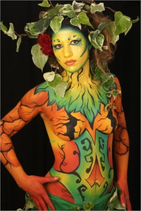 Body painting 2 by lory makeup