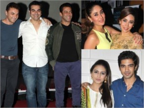 Bollywood celebrities with their siblings