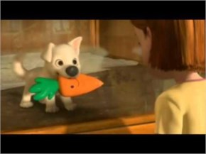 BOLT The Super Dog- Funny Momment