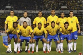 Brazil 2014 fifa world cup team