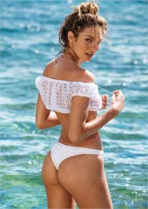 Candice Swanepoel By Gilles Bensimon For Maxim March 2015