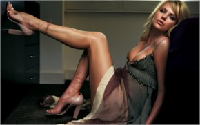 Charlize Theron hot beauty