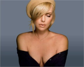 Charlize Theron totally gorgeous lady