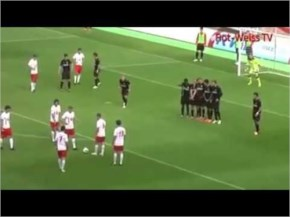 Confusing Free Kick Trekkers In Fifa World cup 2014