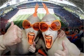 Crazy and funny fans that will do anything! Sad Brazilian soccer sports fans