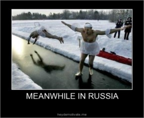 35 Top Funny pictures about crazy and ridiculous Russians