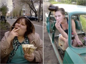 Crazy Russians Social Network Pictures that fails (35 photos)
