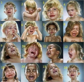 Crying – all babies and children do it!!