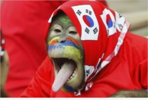 Cute and  FUNNY FANS PICTURES FIFA WORLD CUP 2014 BRAZIL