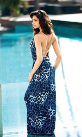 Deepika Padukone Hot Photo For Hello Magazine