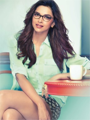 Deepika Padukone in Vogue Eyewear