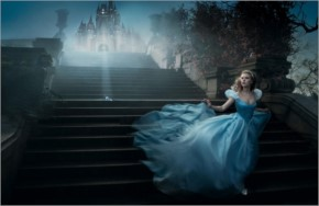 Disney Princess Scarlett Johansson as Cinderella