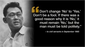 Don't Change No to Yes