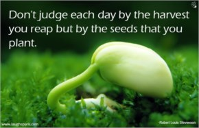 Don't Judge Each Day - Inspirational Quotes on Life