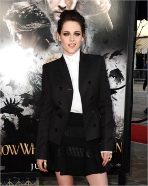 Dropped: Kristen Stewart won't appear in the Snow White sequel