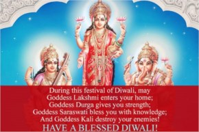 During this festival of Diwali may Goddess Lakshmi enters your home