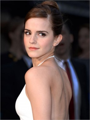 Emma Watson Top No-1 Outstanding Women