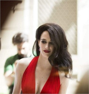 EVA GREEN - Campari Calendar 2015 Photoshoo