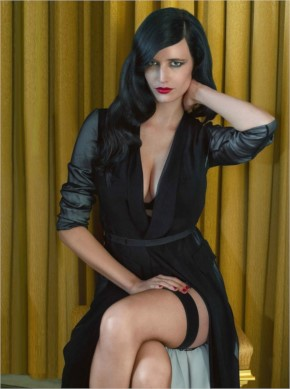 Eva Green – GQ MAgazine (France)