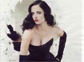 Eva Green hot actress