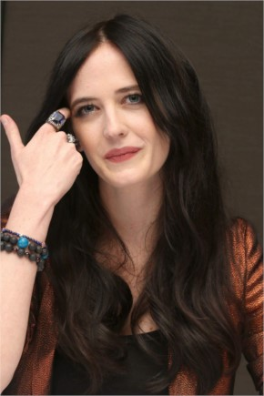 Eva Green – Press Conference Portraits for 'Penny Dreadful' TV Series – May 2014
