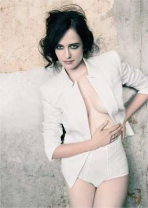 Eva Green sexy beauty