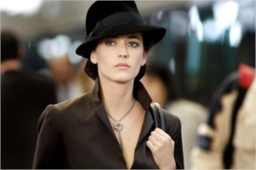 Eva Green Wearing Black Hat
