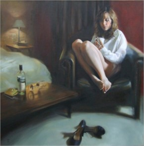 25 Exceptional Figurative Paintings The Real Beauty