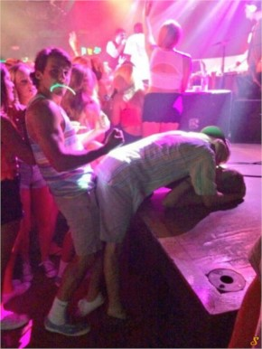 20 Crazy couples doing private things in public!