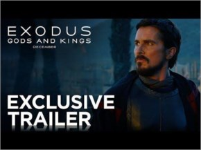 Exodus Gods and Kings Film Official Trailer 2014 with Christian Bale, Aaron Paul and Ridley Scott Biblical Epic