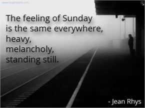 Feeling of Sunday | Happy Sunday Quotes and Sayings