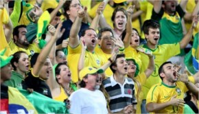 FIfa World Cup 2014 Brazil fans set to kick-off tournament