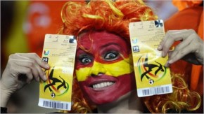 Fifa world cup 2014 football fans tickets