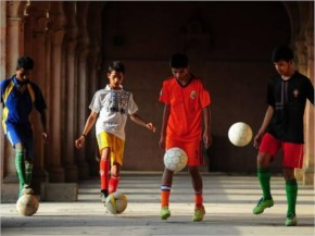 Football fifa World Cup 2014 mania grips Indian fans
