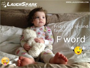 Friday, my second favourite F word | Funny Friday Pictures