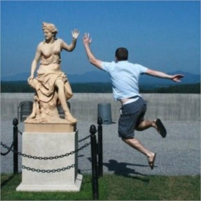 Fun With Statue | Only Few People Have Done | Very Funny Pictures