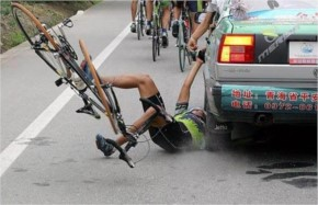 Funny and crazy cyclist-38