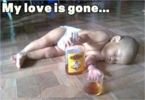 Funny Baby Love Failure Images