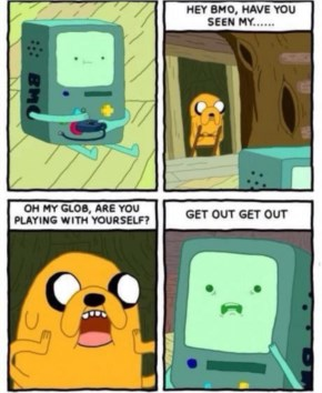 Funny  Bmo Singing A Song