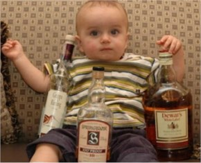 Funny Drunk Kid – Amazing Funny Pictures
