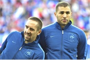 Funny Franck Ribery france fifa world cup 2014 pictures