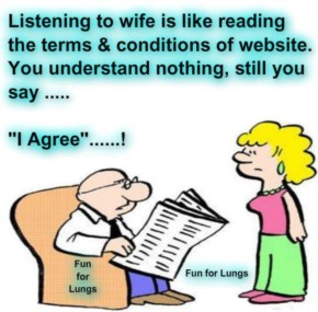 Funny Husband And Wife