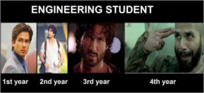 Funny Image Engineering Student