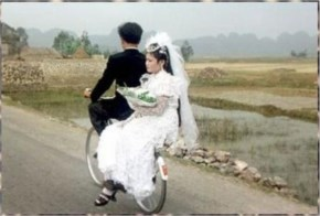 Funny Image Husband And Wife After Marrige
