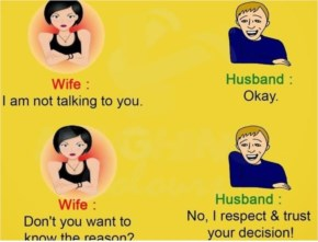 Funny Images Husband - Wife
