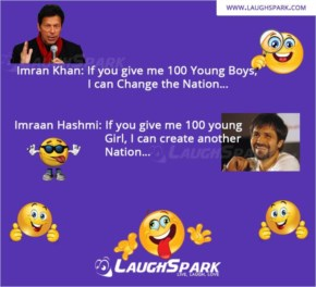 Funny Jokes | Imran Khan vs Emraan Haasmi