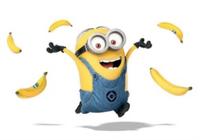Funny Minions in Billion with their cute look