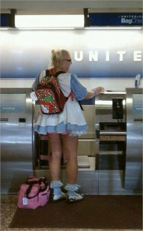 +20 Funny Outfits of the Crazy People got Viral