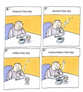 Funny Pictures Tobacco Free Day