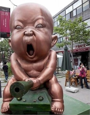 Funny Sculptures